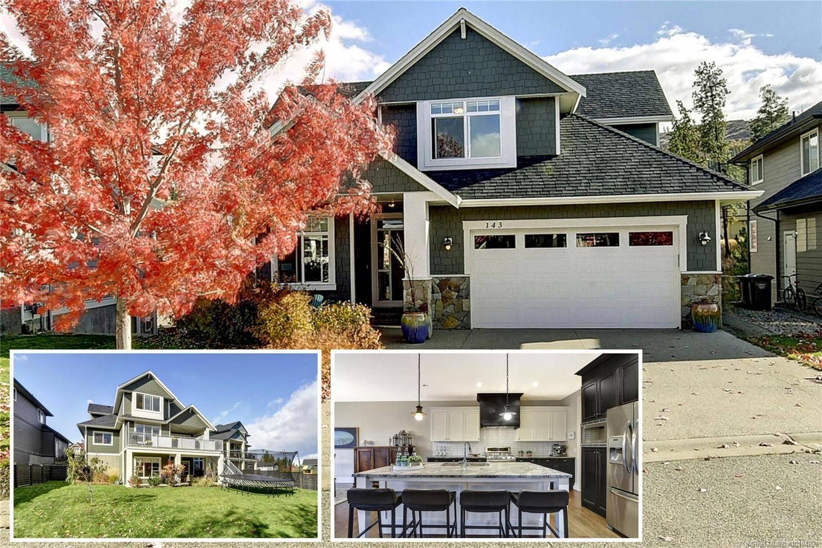House for sale at 515 Wren Pl Unit 143 Kelowna British Columbia - MLS: 10194280