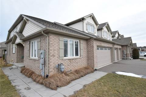 Townhouse for sale at 7649 Green Vista Gt Unit 143 Niagara Falls Ontario - MLS: 30745401