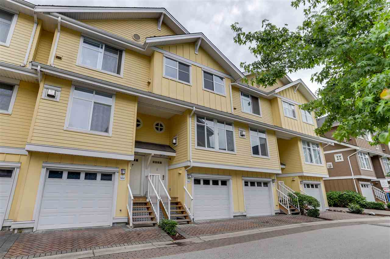 Sold: 143 - 935 Ewen Avenue, New Westminster, BC