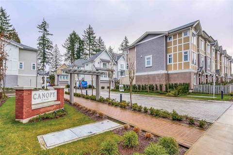 Townhouse for sale at 9718 161a St Unit 143 Surrey British Columbia - MLS: R2434367