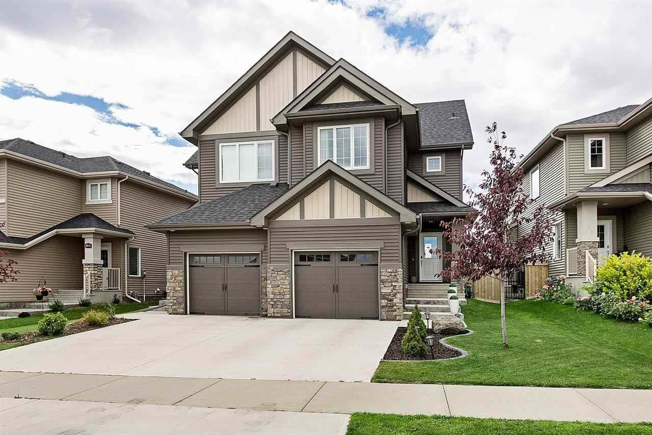Townhouse for sale at 143 Amberley Wy Sherwood Park Alberta - MLS: E4212726