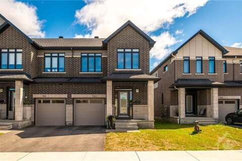 House for sale at 143 Avro Circ Ottawa Ontario - MLS: 1203839