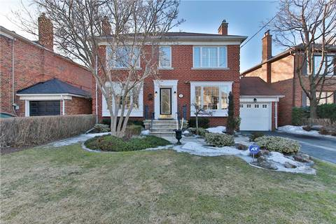 House for sale at 143 Bombay Ave Toronto Ontario - MLS: C4424270