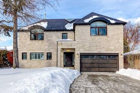House for sale at 143 Burbank Dr Toronto Ontario - MLS: C4368828