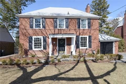 House for sale at 143 Burnhamthorpe Rd Toronto Ontario - MLS: W4386971