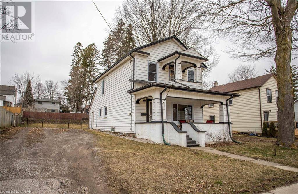 House for sale at 143 Canterbury St Ingersoll Ontario - MLS: 253760