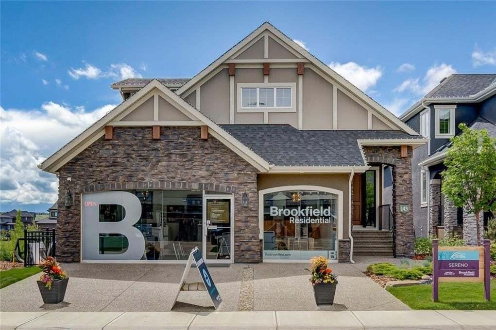 House for sale at 143 Cranbrook Dr SE Cranston, Calgary Alberta - MLS: C4299891