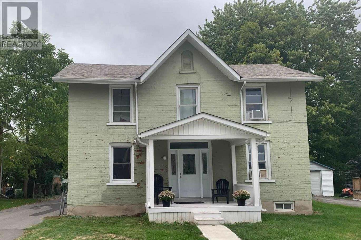 House for sale at 143 Dundas St W Napanee Ontario - MLS: K20005230