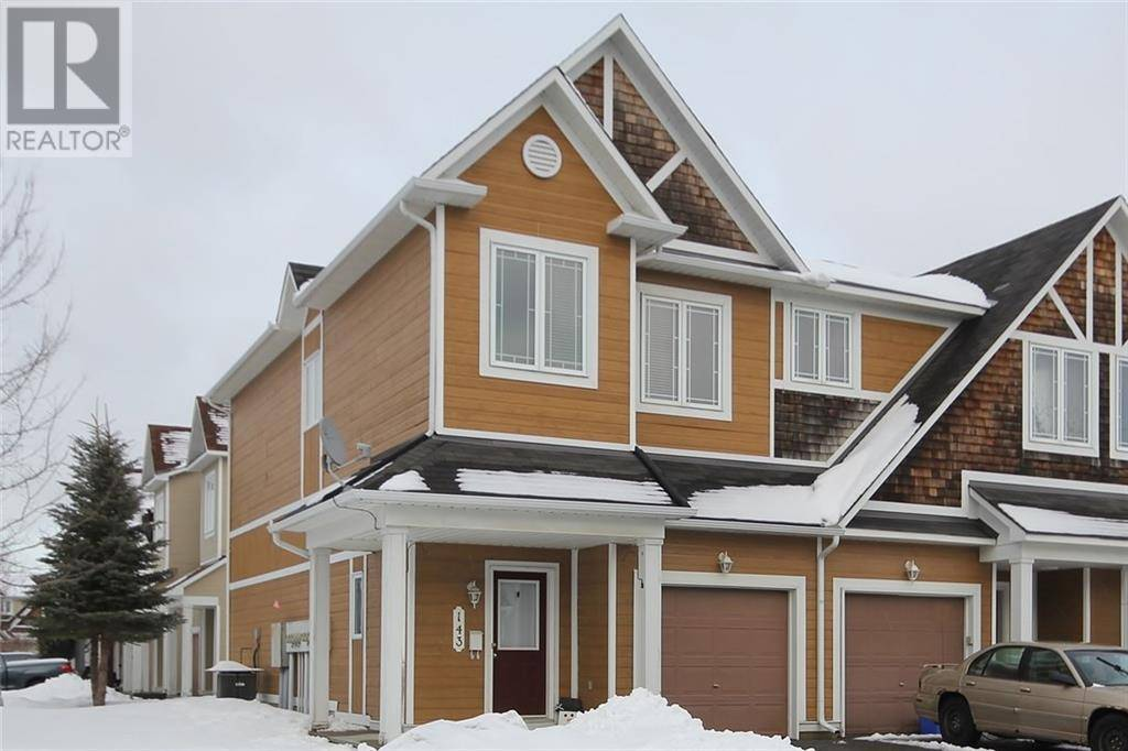 Townhouse for sale at 143 Freeport Dr Ottawa Ontario - MLS: 1185222