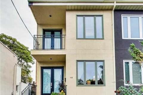 Townhouse for sale at 143 Hamilton St Toronto Ontario - MLS: E4943596