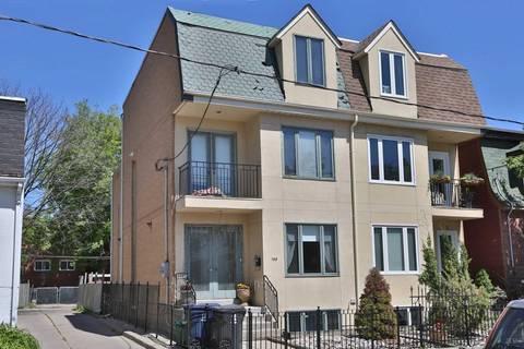 Townhouse for sale at 143 Hamilton St Toronto Ontario - MLS: E4734166
