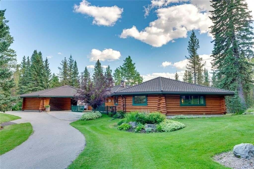 House for sale at 143 Hawk Eye Rte Bragg Creek Alberta - MLS: C4265117