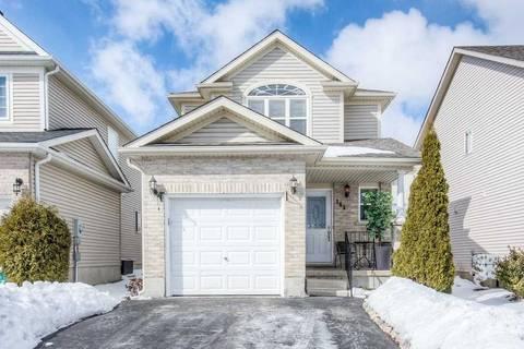 House for sale at 143 Henhoeffer Cres Kitchener Ontario - MLS: X4698577