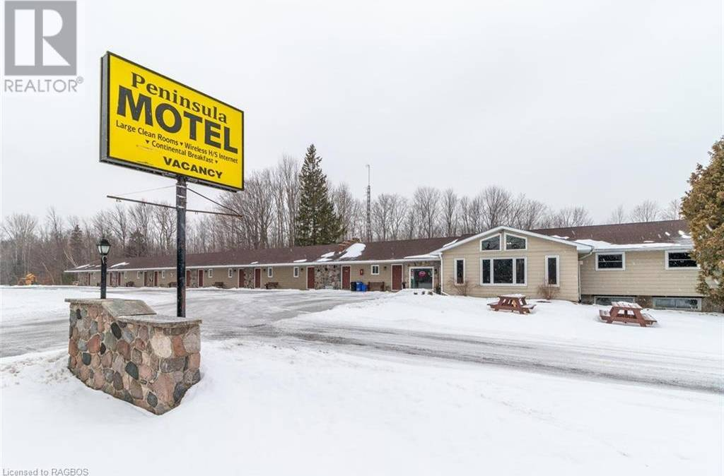 Residential property for sale at 143 Highway 6 Hy South Bruce Peninsula Ontario - MLS: 243341