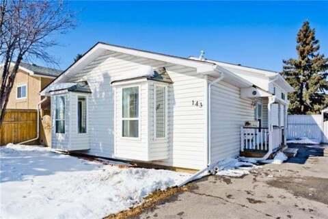House for sale at 143 Huntstrom Dr Northeast Calgary Alberta - MLS: C4291693