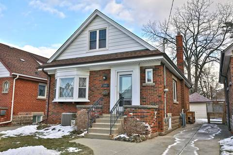 House for sale at 143 Huxley Ave Hamilton Ontario - MLS: X4701739