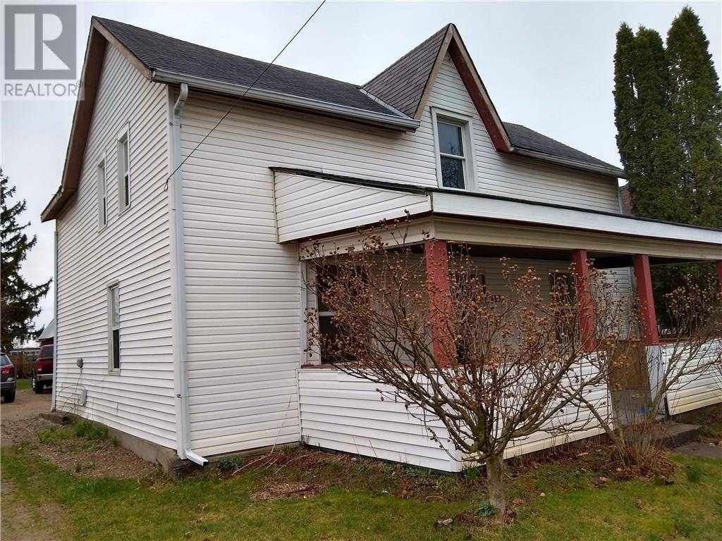 House for sale at 143 King St Burford Ontario - MLS: 30802030