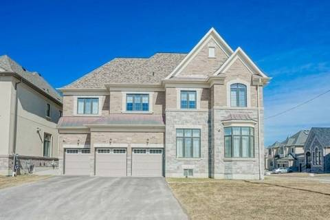 House for sale at 143 Lady Jessica Dr Vaughan Ontario - MLS: N4490855