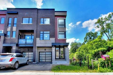 Townhouse for sale at 143 Lebovic Campus Dr Vaughan Ontario - MLS: N4507249