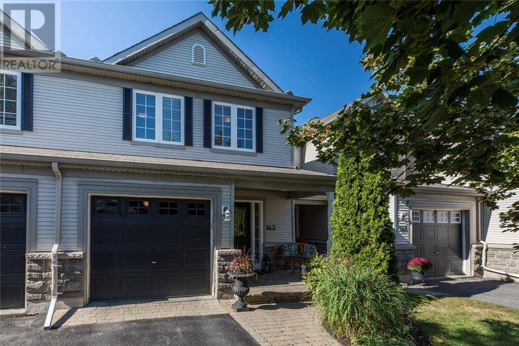 Townhouse for rent at 143 Lockhaven Pt Nepean Ontario - MLS: 1176085