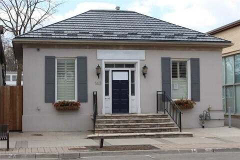 Commercial property for sale at 143 Main St Milton Ontario - MLS: W4772014