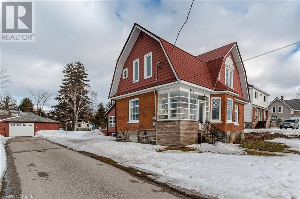 House for sale at 143 Main St Penetanguishene Ontario - MLS: 248021