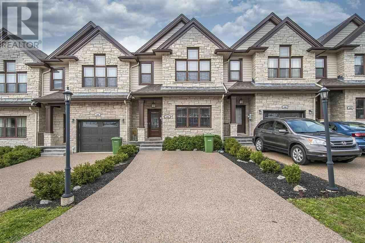 Townhouse for sale at 143 Maple Grove Ave Timberlea Nova Scotia - MLS: 202021493