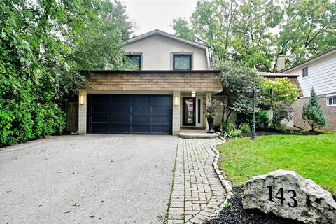 House for sale at 143 Marla Ct Richmond Hill Ontario - MLS: N4600438
