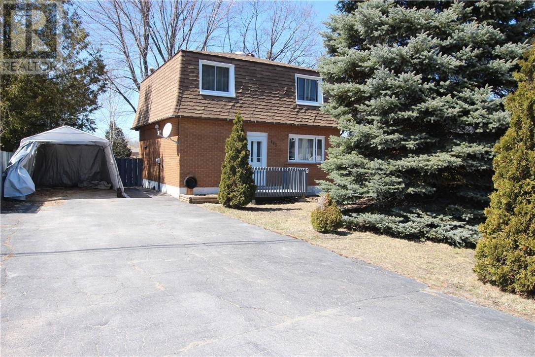 House for sale at 143 Metcalfe Ave Garson Ontario - MLS: 2084299