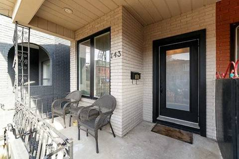 Townhouse for sale at 143 Montrose Ave Toronto Ontario - MLS: C4660653