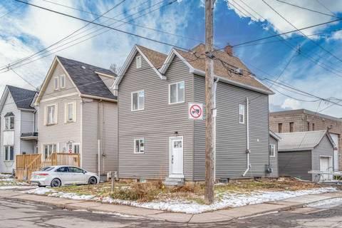 House for sale at 143 Niagara St Hamilton Ontario - MLS: X4690612