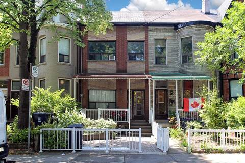 Townhouse for sale at 143 Niagara St Toronto Ontario - MLS: C4519212