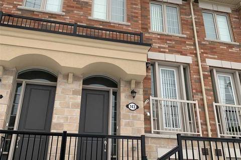 Townhouse for rent at 143 Norseman St Toronto Ontario - MLS: W4685957