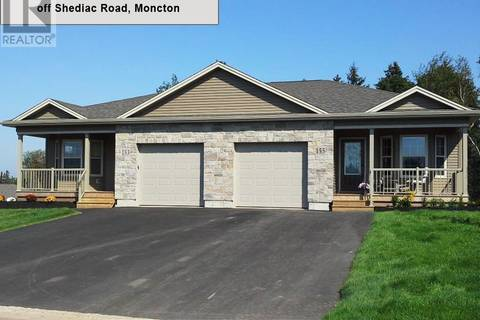 House for sale at 143 Northumberland Dr Moncton New Brunswick - MLS: 2145488