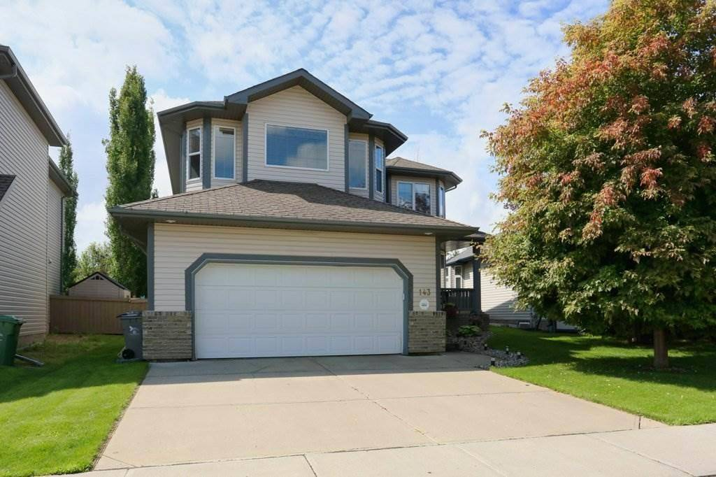 House for sale at 143 Reichert Dr Beaumont Alberta - MLS: E4165149