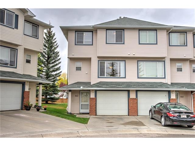 For Sale: 143 Rocky Ridge Court Northwest, Calgary, AB   3 Bed, 2 Bath Townhouse for $299,900. See 26 photos!