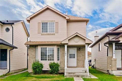 House for sale at 143 Saddlemont Cres Northeast Calgary Alberta - MLS: C4267499