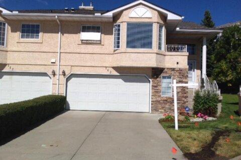 Townhouse for sale at 143 Sierra Morena Te SW Calgary Alberta - MLS: C4286728