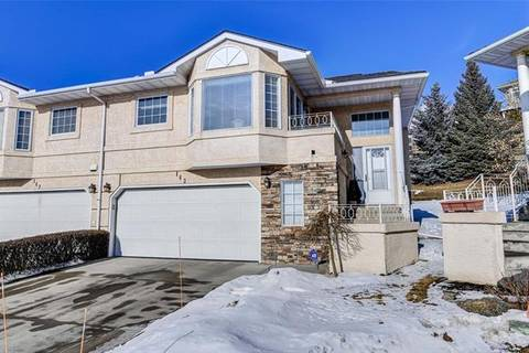 Townhouse for sale at 143 Sierra Morena Te Southwest Calgary Alberta - MLS: C4286728