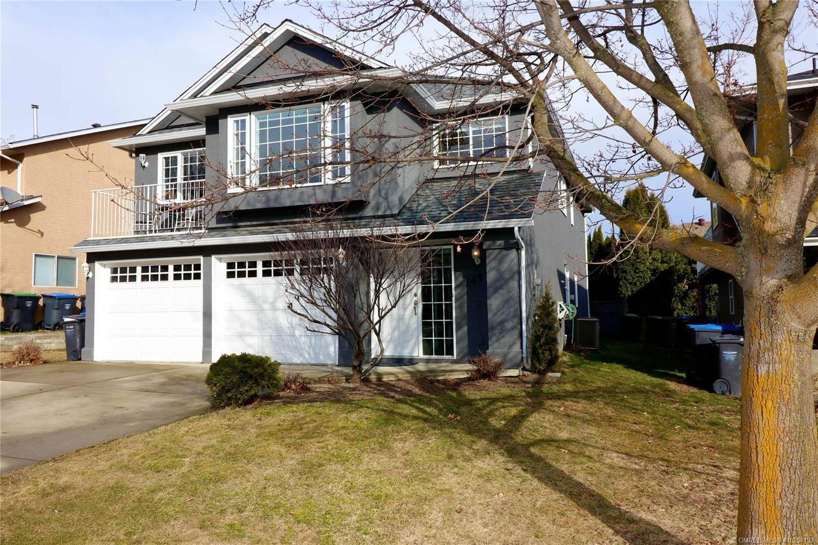 House for sale at 143 Summerhill Pl Kelowna British Columbia - MLS: 10204193