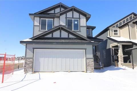 House for sale at 143 Sundown Wy Cochrane Alberta - MLS: C4291060