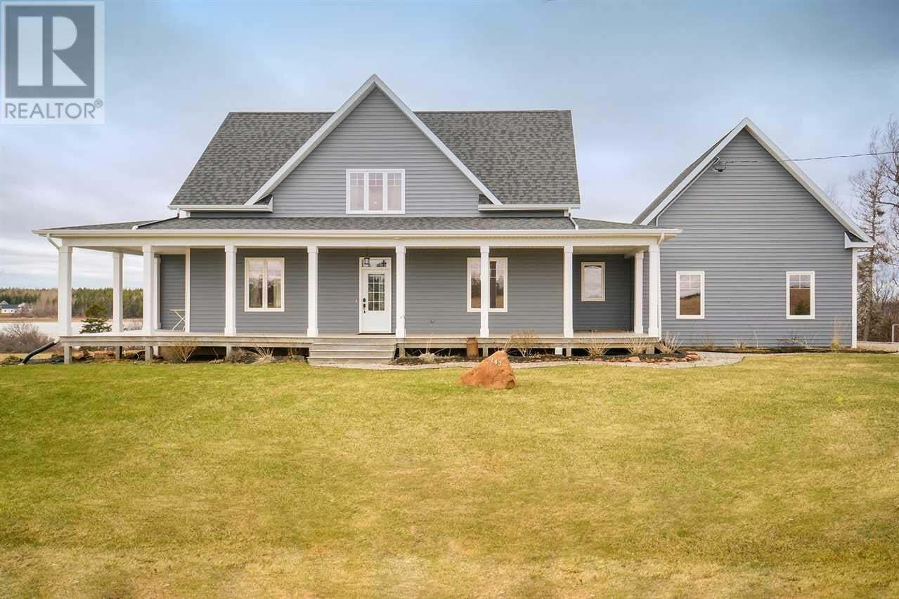 House for sale at 143 Sunset Cres West Covehead Prince Edward Island - MLS: 202020535