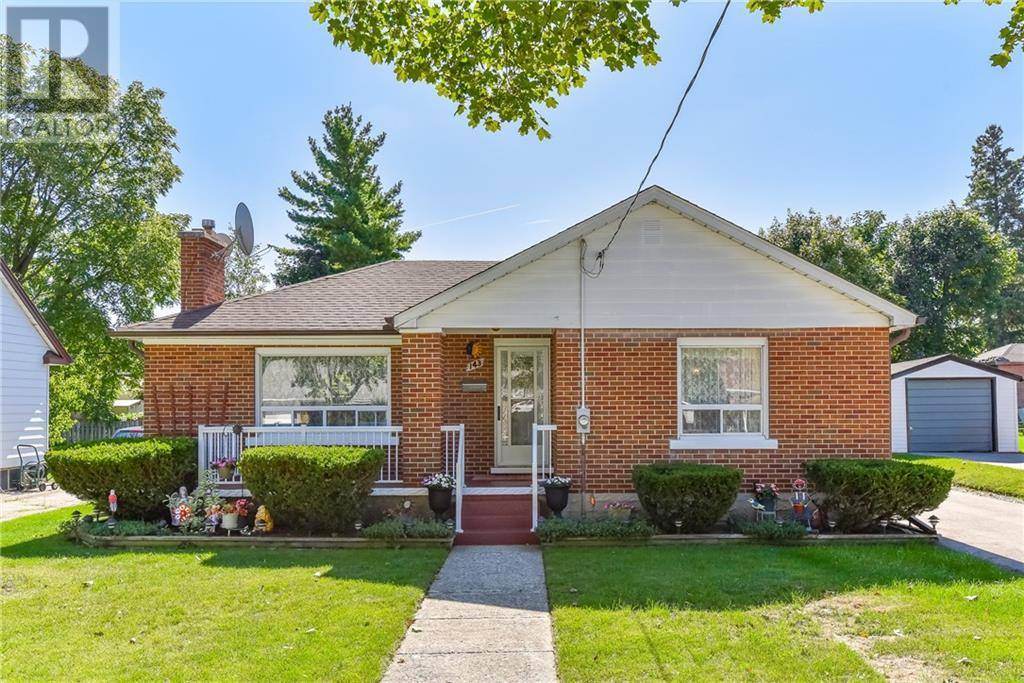 House for sale at 143 Talbot St Kitchener Ontario - MLS: 30765910