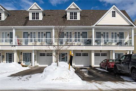 Townhouse for sale at 143 Wycliffe Cove Me Tay Ontario - MLS: S4374022