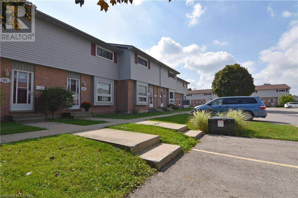 Townhouse for sale at 22 Jalna Blvd West Unit 1430 London Ontario - MLS: 222216
