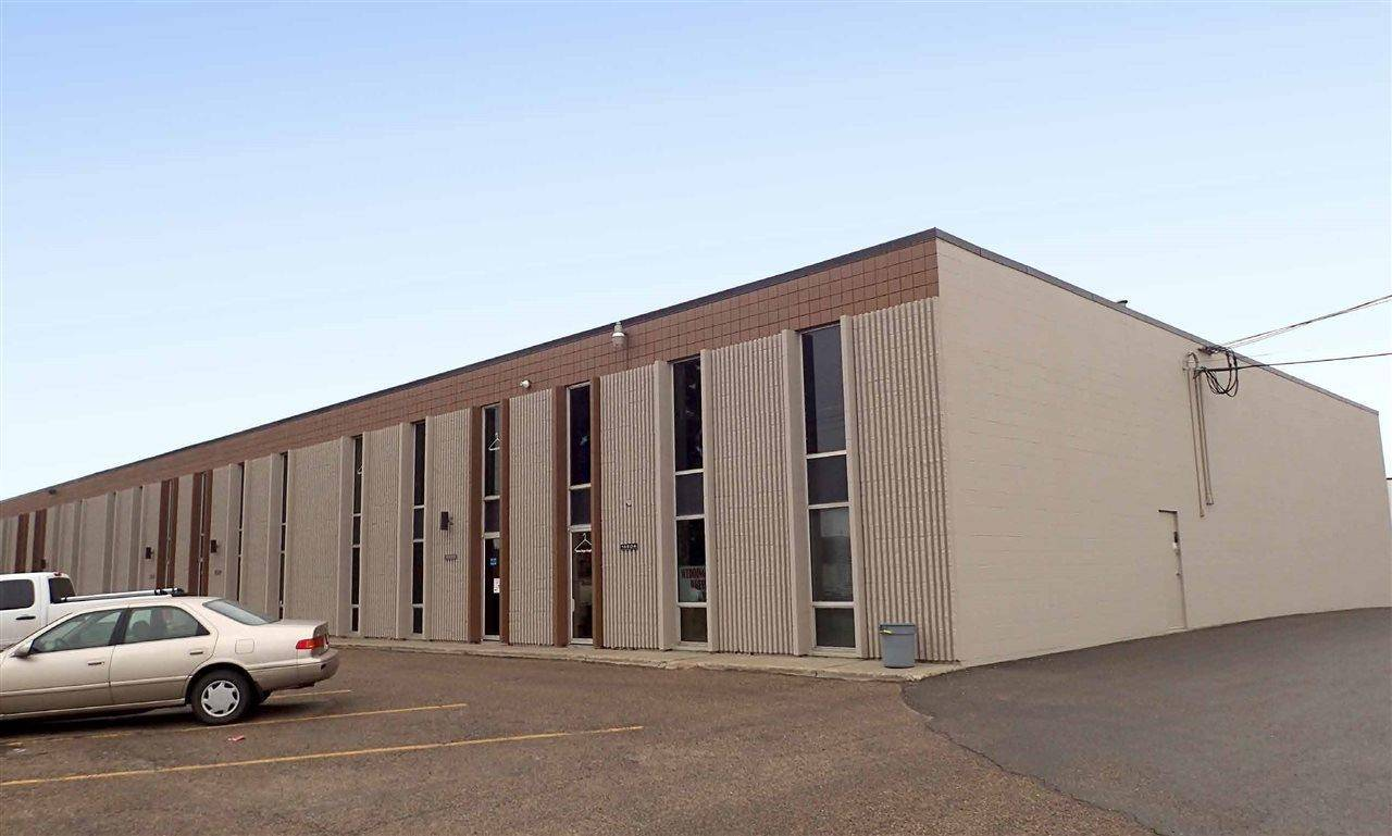 Commercial property for lease at 14308 128 Ave Nw Edmonton Alberta - MLS: E4174196