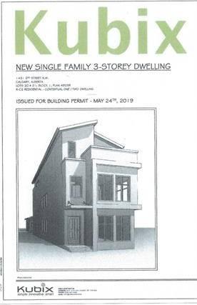 Home for sale at 1429 2 St Northwest Unit 1431 Calgary Alberta - MLS: C4274928