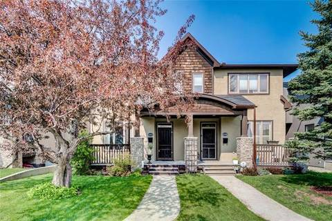 Townhouse for sale at 1431 40 St Southwest Calgary Alberta - MLS: C4248263