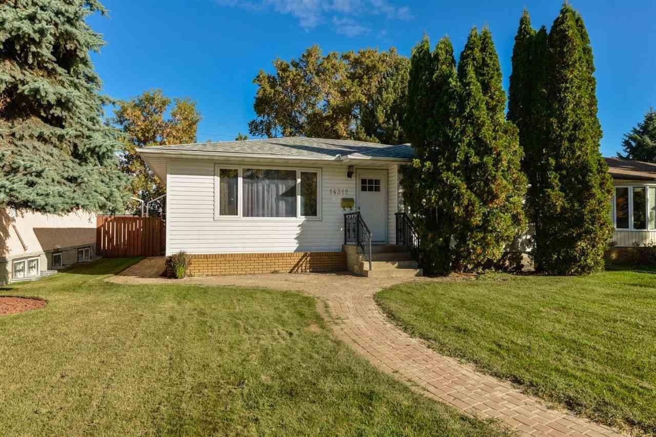 House for sale at 14312 87 Av NW Edmonton Alberta - MLS: E4215753