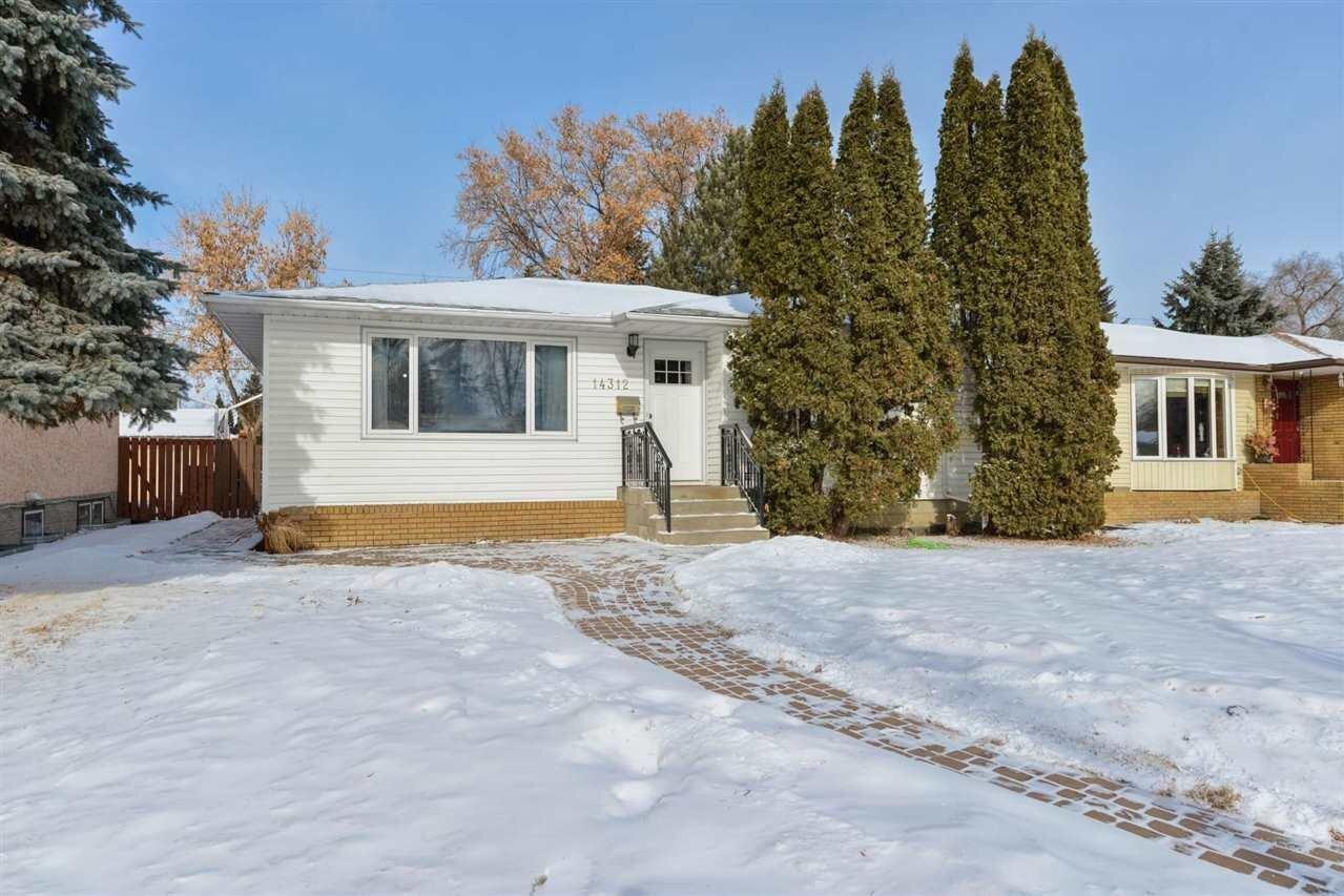 House for sale at 14312 87 Av NW Edmonton Alberta - MLS: E4224859